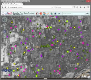 Shamal Geo-spatial Data