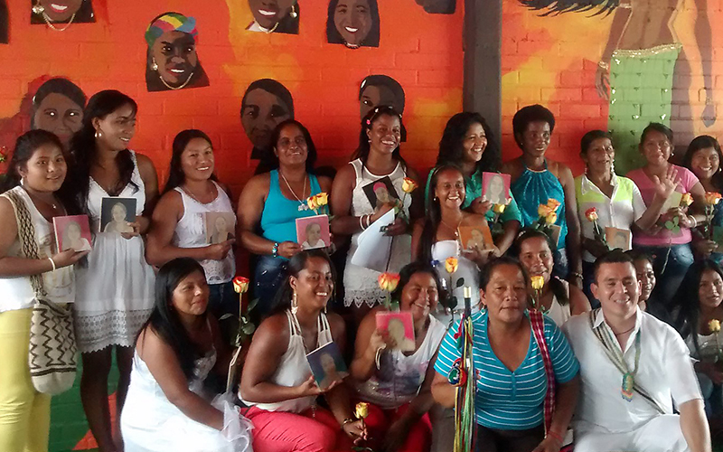 Colombia Closing Gaps Program Event