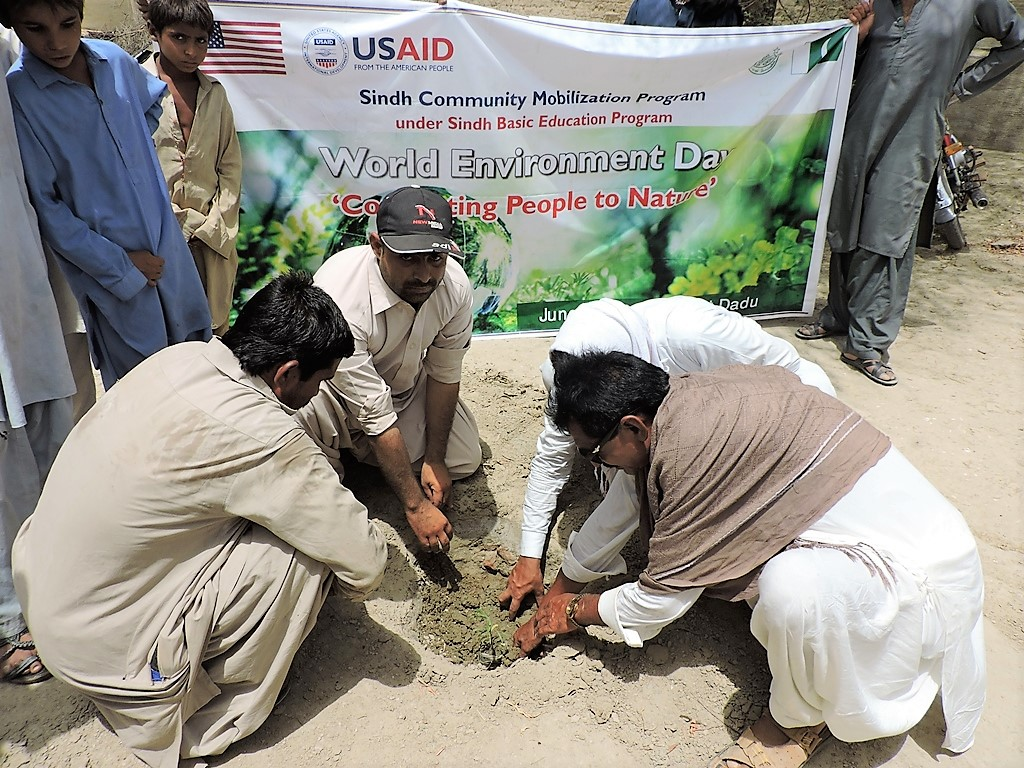 world environment day celebrations in pakistan