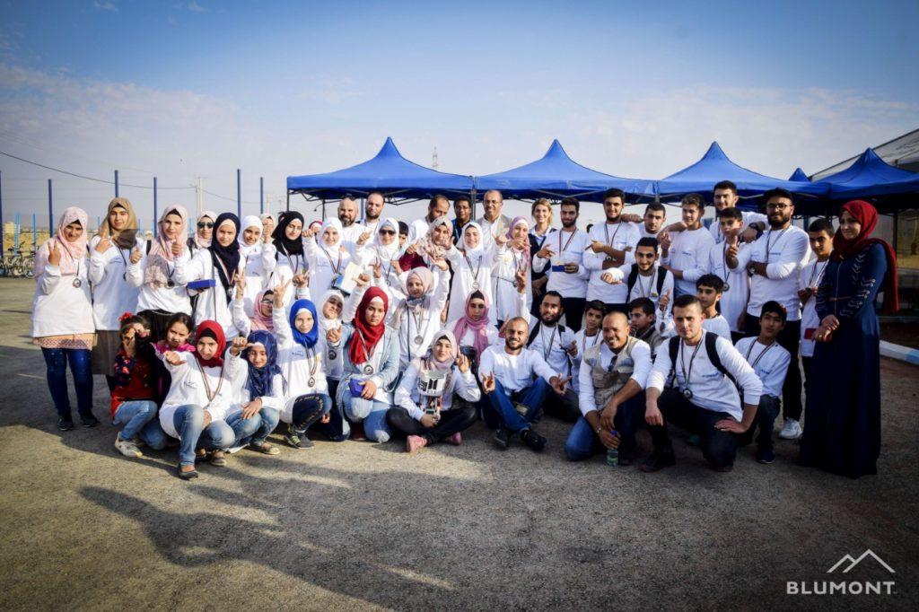 Robotics Competition team photo