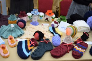Handmade products at the Hands of Irbid Bazaars
