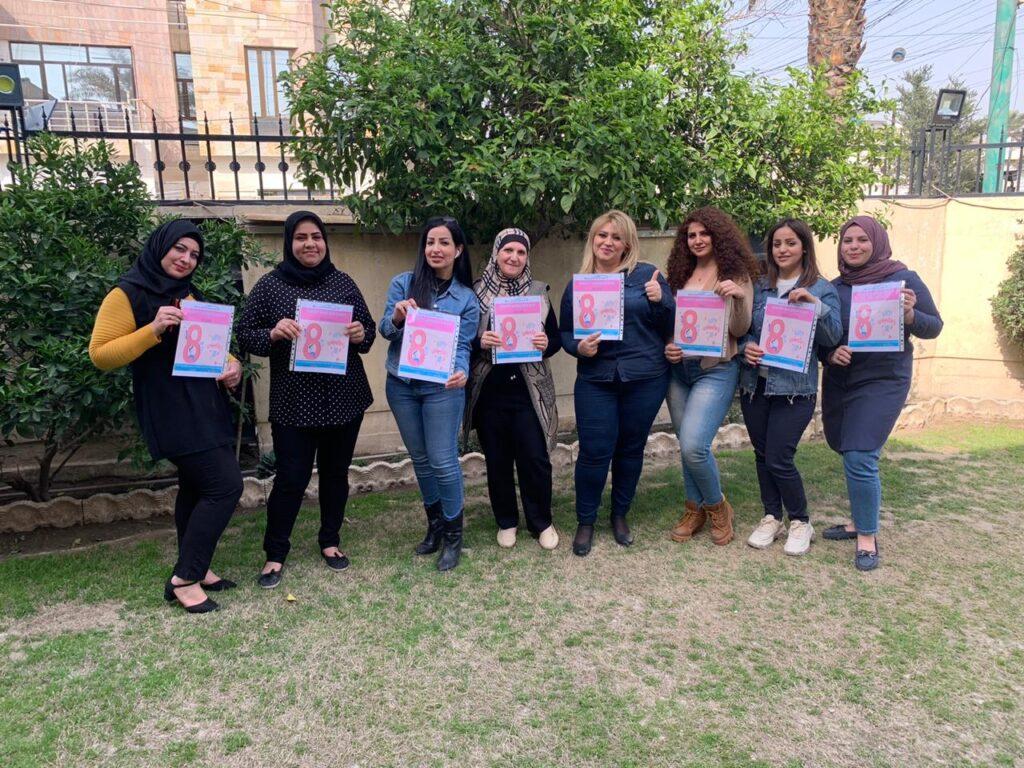 International Women's Day 2020_Baghdad_Office Celebration