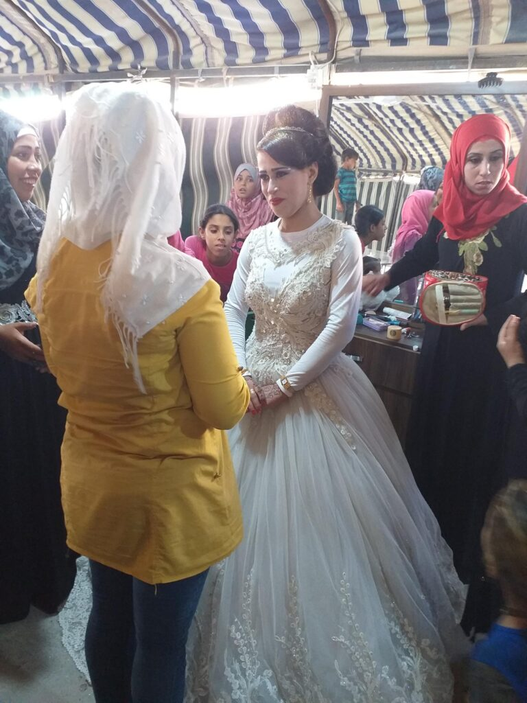 Syria_NES_women committee_community engagement_SIS_USAID OFDA_WRD2020