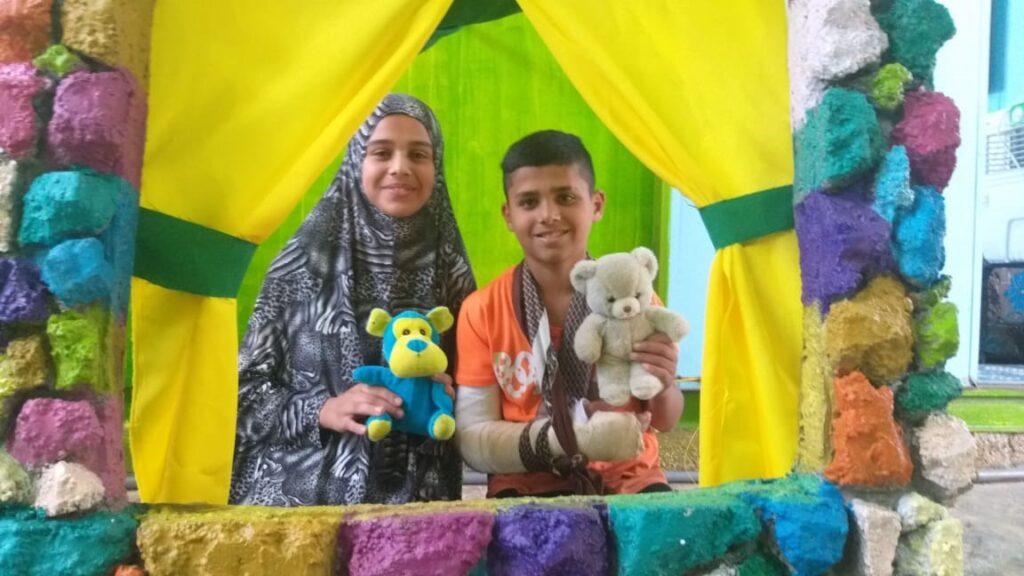 Jordan_Zaatari Camp_Youth engagement_UNHCR_theatre_WRD2020