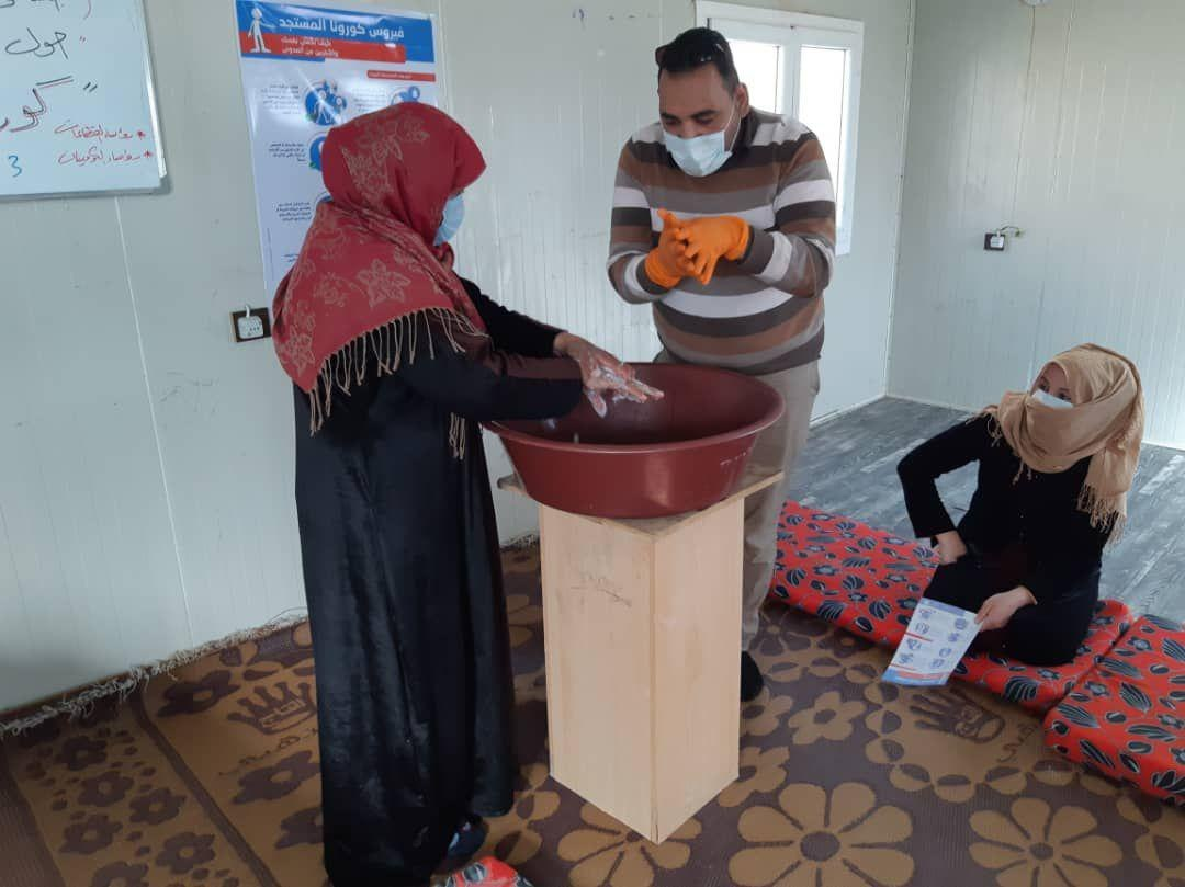 NES_SIS_USAID_awareness session_handwashing_COVID-19