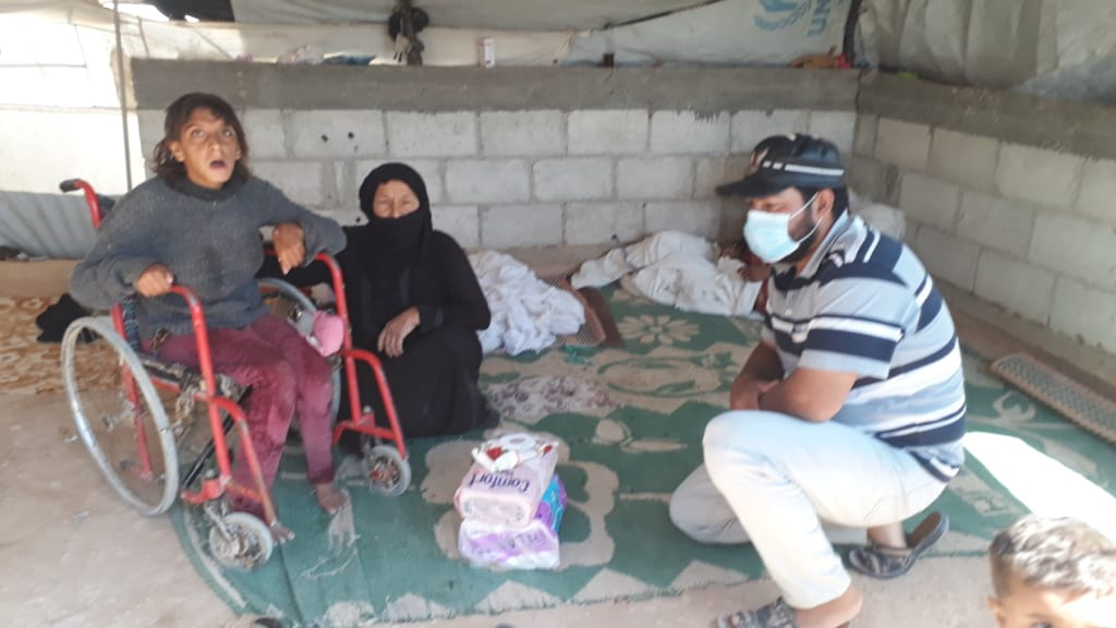Syria_NES_SIS_USAID_health support_displacement
