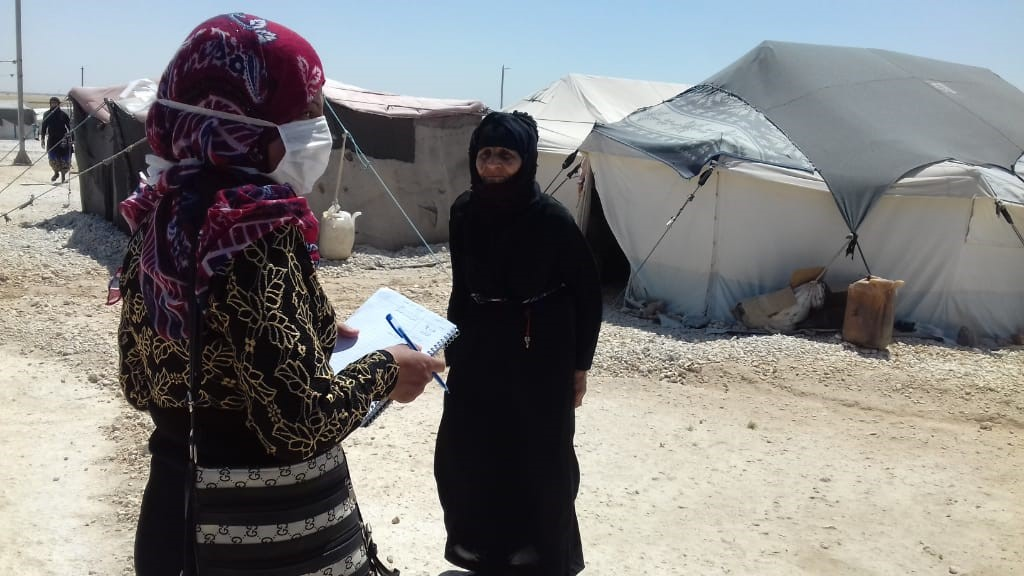 Syria_NES_SIS_USAID_health support_Om Yasser_displacement