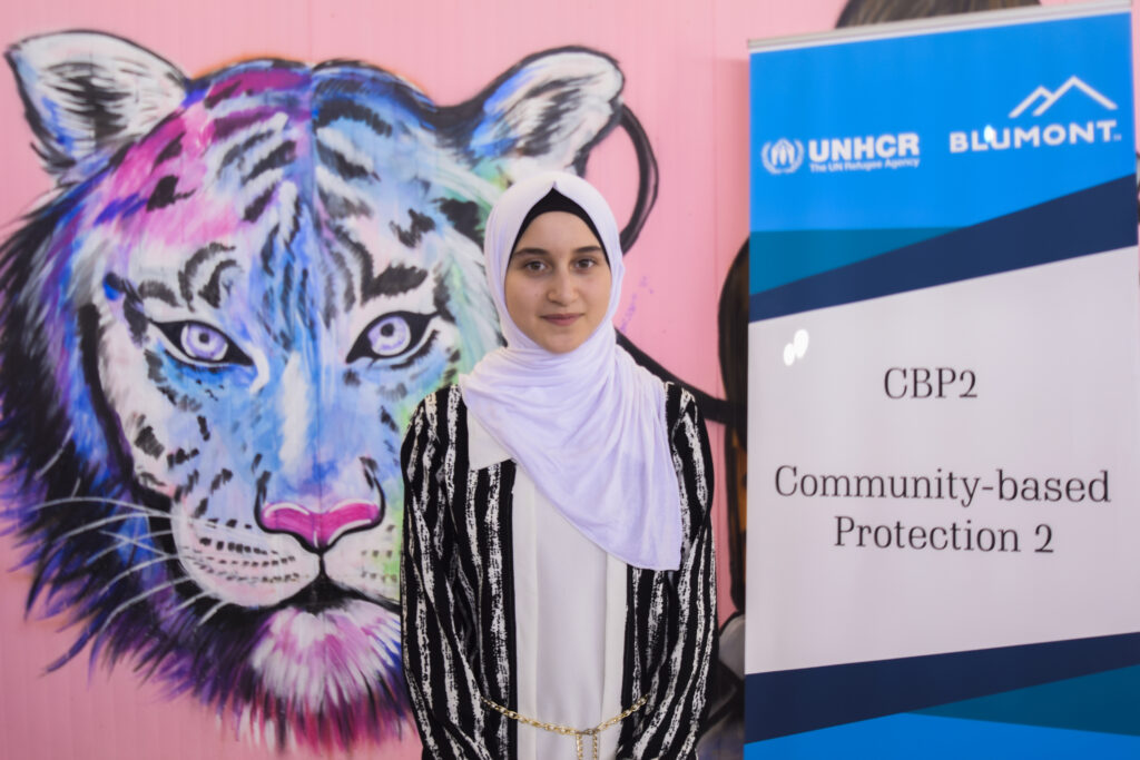 Camp_CBP_UNHCR_Sidra_TIGER_Youth Day