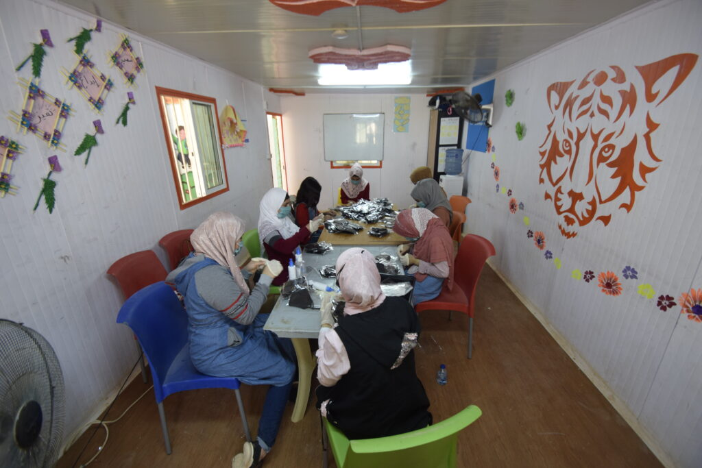 CBP_Jordan_UNHCR_Mask House_COVID19_TIGER
