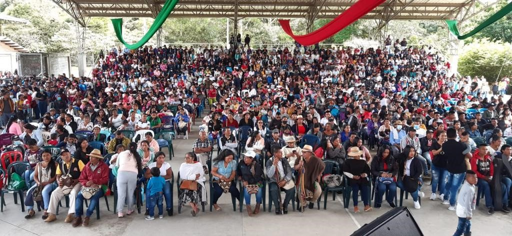 Colombia_Closing Gaps_DOS PRM_Youth_Community Rehabilitation